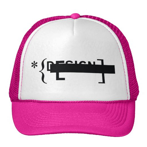 *labeL. Trucker Hat