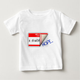 Labeled Disabled Baby T Baby T-Shirt