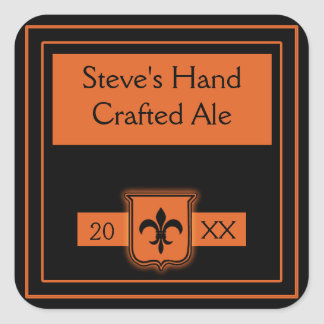 Labels to Customize for Home Brew