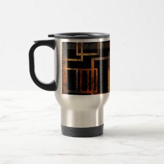 Laberinto 1 tazas de café