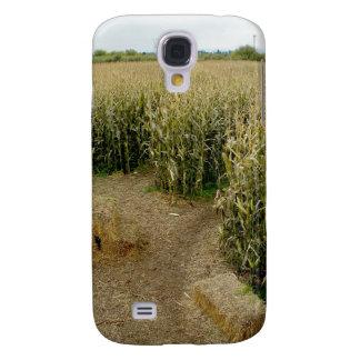 Laberinto del maíz funda para galaxy s4