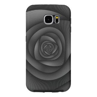 Laberinto espiral de la galaxia S6 de Samsung en Fundas Samsung Galaxy S6