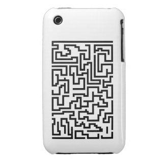 Laberinto mega funda bareyly there para iPhone 3 de Case-Mate