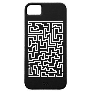 Laberinto mega funda para iPhone SE/5/5s