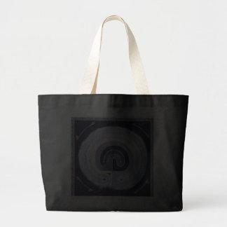 Laberinto pintado bolsa