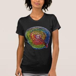 Laberinto Camiseta