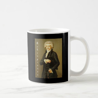Labille-Guiard_Robespierre public domain 2 with Fr Coffee Mug