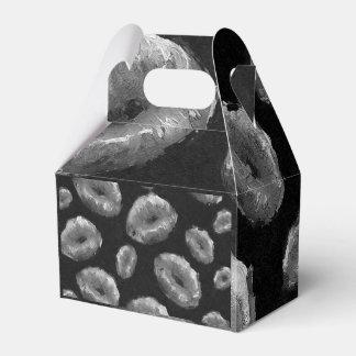 Labios abstractos de Black&White Cajas Para Regalos De Fiestas