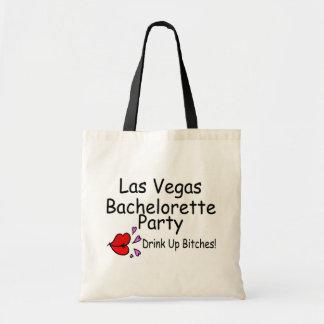 Labios del fiesta de Las Vegas Bachelorette Bolsa