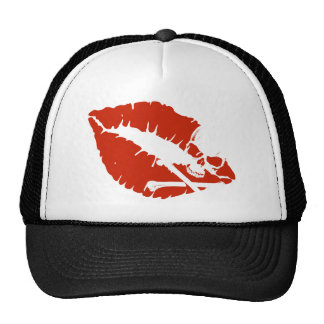 labios del veneno gorras de camionero