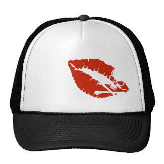 labios del veneno gorro de camionero