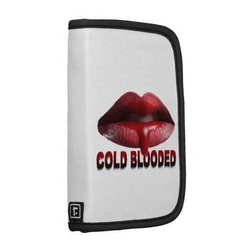Labios fríos de Blooded Planificador