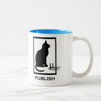 LabKitty Publish Mugs