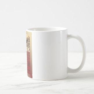 LaBoheme ~ Puccini Opera 1896 w/Background Coffee Mug