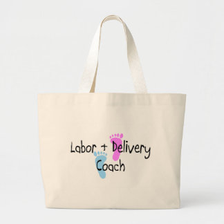 Labor and Delivery Crew Canvas Bag