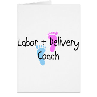 Labor and Delivery Crew Greeting Card