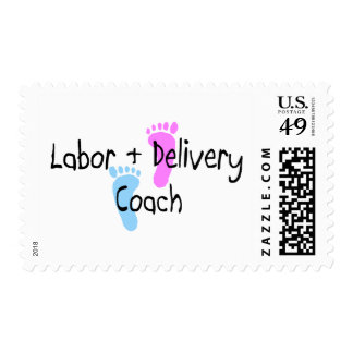 Labor and Delivery Crew Stamp