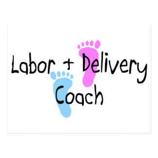 Labor and Delivery Crew Postcard