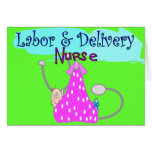 Labor and Delivery Nurse Gifts Cards