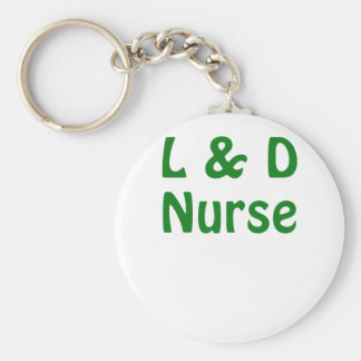 Labor and Delivery Nurse Key Chains