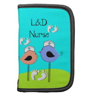 Labor and Delivery Nurse Nurse Birds Planners