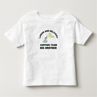 Labor and Delivery Support Team Big Brother shirt