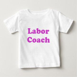 Labor Coach Baby T-Shirt