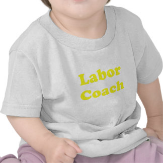 Labor Coach Tee Shirts