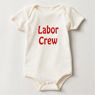 Labor Crew Baby Bodysuit
