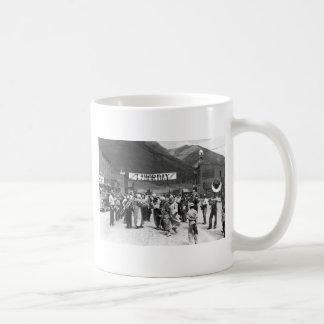 Labor Day Clowns, 1940 Mug