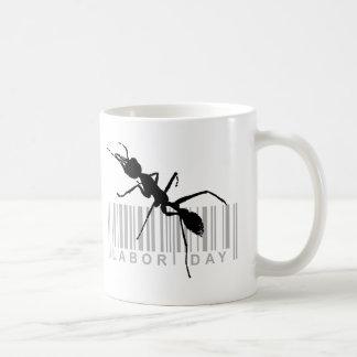 Labor day coffee mugs