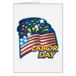 Labor Day Greeting Card