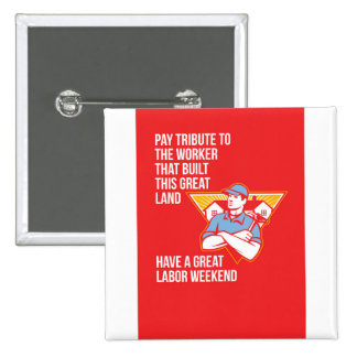 Labor Day Greeting Card Builder Hammer Houses Shie Button
