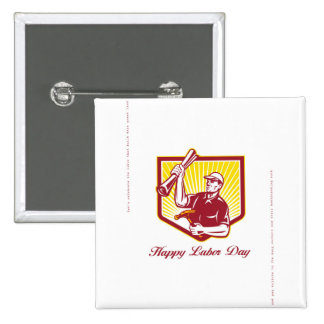 Labor Day Greeting Card Builder Plan Hammer Button