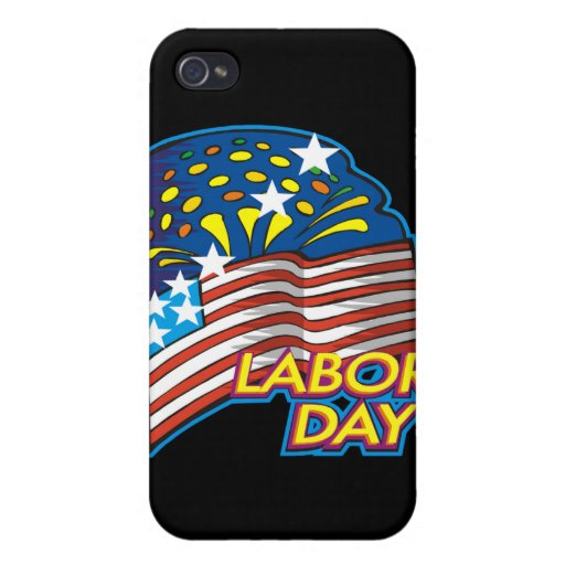 Labor Day iPhone 4 Cases