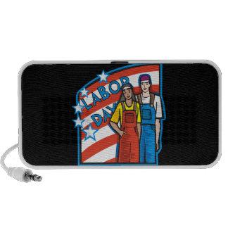 Labor Day Laptop Speakers