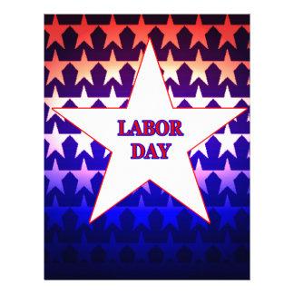 Labor Day Letterhead