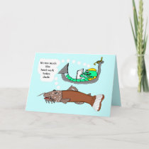 Labor Day - NOT fishing! Card
