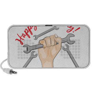 Labor Day Notebook Speakers