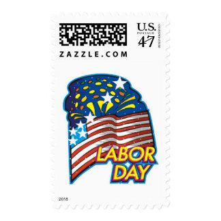 Labor Day Postage