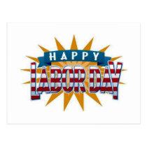 Labor Day Postcard