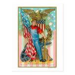 Labor Day Souvenir Postcards