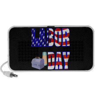 Labor Day Mp3 Speakers