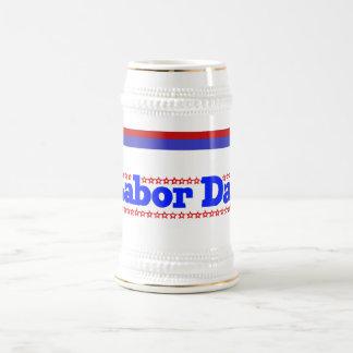 Labor Day Stars - Beer Stein