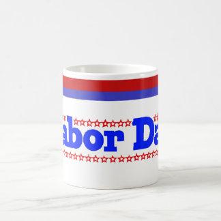 Labor Day Stars - Coffee Mug