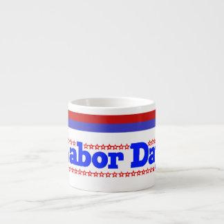 Labor Day Stars - Espresso Cup