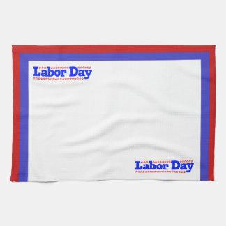 Labor Day Stars - Kitchen Towel