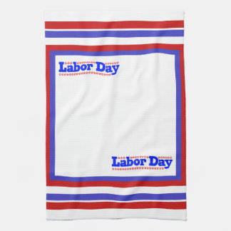 Labor Day Stars - Kitchen Towels
