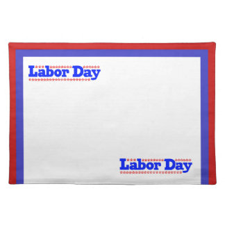 Labor Day Stars - Placemat