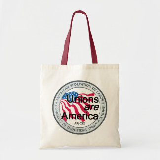 Labor Day Unions Bag